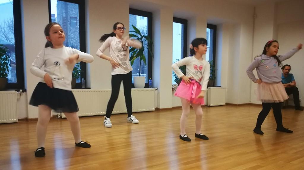 dansuri pentru copii - cursuri particulare