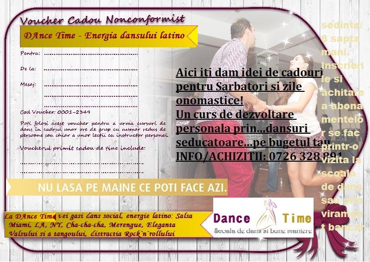 voucher dancetime
